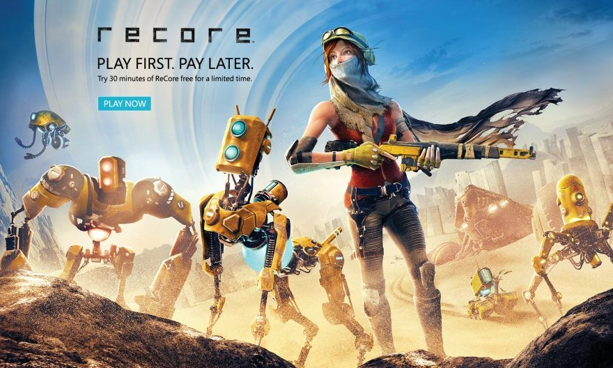 ReCore 880x528 - How to Fix bink2w64.dll is missing in ReCore: Definitive Edition