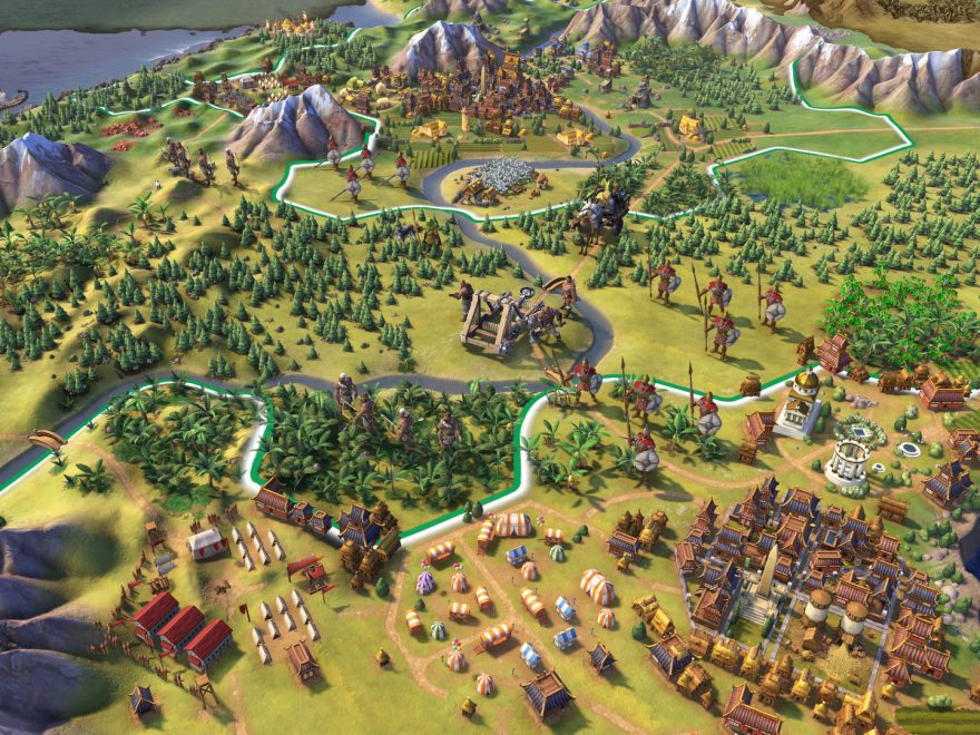 Sid Meiers Civilization VI 880x660 - [SOLVED] Fixing  Sid Meiers Civilization VI's msvcr100.dll is missing error