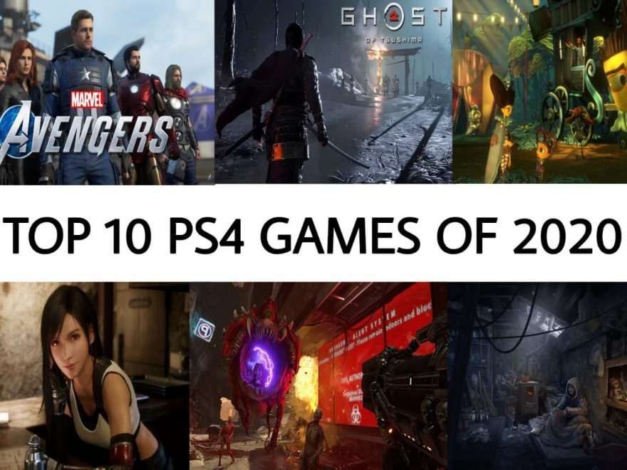Top 10 Play Station 4 and PS4 Pro Games Of 2020: Every Gamer Must Own