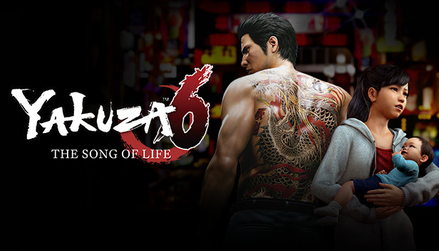 Fix bink2w64.dll related errors in Yakuza 6: The Song of Life
